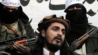 زعيم طالبان في باكستان، حكيم الله محسود