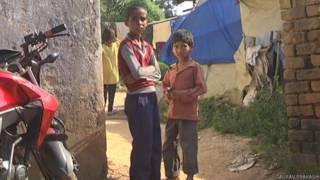 पटना धमाके के संदिग्ध हमलावर तारिक का गाँव