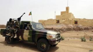 Повстанцы-туареги