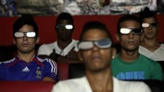 क्यूबा सिनेमाघर