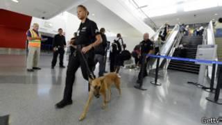مطار لوس أنجليس