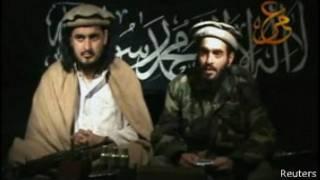 Хакимулла Мехсуд и предположительно Халил Балауи