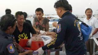 Катастрофа в Таиланде