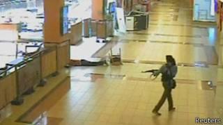 Во время нападения на торговый центр Westgate