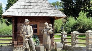 Пам'ятник заробітчанам