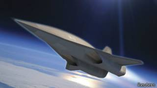 Рисунок будущего SR-72