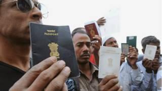 सऊदी अप्रवासी मज़दूर