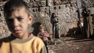 सीरिया शरणार्थी