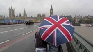 英国的秋冬,4点就天黑的日子,黑夜漫长,阴雨绵绵