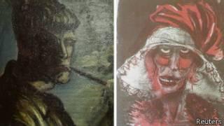 Портреты работы Отто Дикса, найденные в квартире Гурлитта