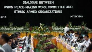 Burma Peace Talks
