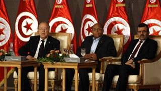 الحوار السياسي في تونس