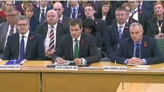 英國三大情報機構首腦接受議會公開質詢