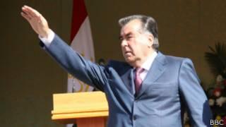 Президент Рахмон