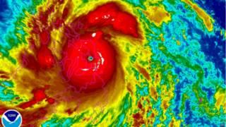 फिलीपींस का हेयान तूफान