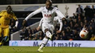 Jermain Defoe ya kafa tarihi a Tottenham