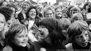 marcha de mulheres na Islândia | Museu de fotografia de Reikjavík