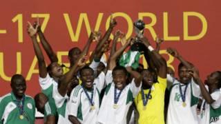 Nigeria niyo ifite igikombe giheruka.
