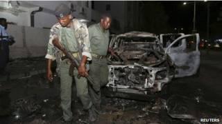 ledakan di somalia