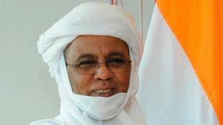 Brigi Rafini, le Premier ministre du Niger