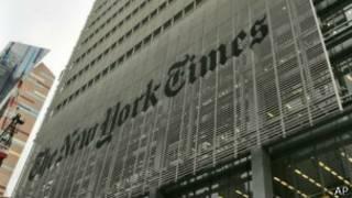 مقر نیویورک تایمز