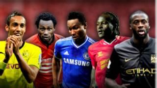 奥巴梅扬、皮特罗伊帕、米克尔、莫塞斯和亚亚·图雷入选BBC非洲年度足球先生名单