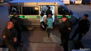 Депортация в России