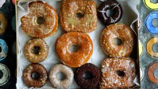 Donuts. Foto: AP