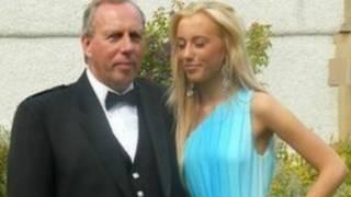 蘇格蘭議員和他的女兒