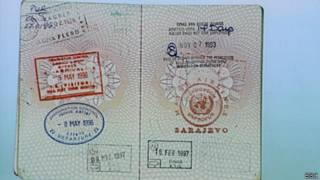 Паспорт ЕС