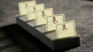 جهاز لتحويل موجات الميكرويف إلى كهرباء