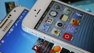 wayoyin Apple da Samsung