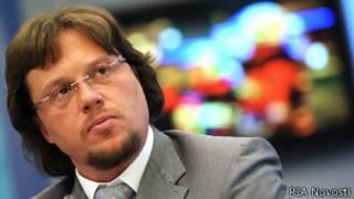 Сергей Полонский на пресс-конференции в Москве