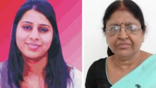 टी कामिनी जिंदल श्रीगंगानगर से जमींदारा पार्टी की उम्मीदवार हैं और मां विमला देवी हनुमानगढ़ जिले की संगरिया सीट से इसी पार्टी की प्रत्याशी हैं.
