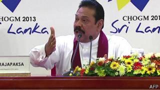 Presidente de Sri Lanka