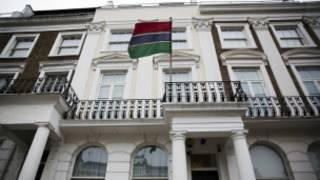 Ginin Ofishin Jakadancin kasar Gambia a London