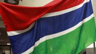 岡比亞國旗(15/11/2013)
