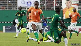 'Yan wasan Ivory Coast