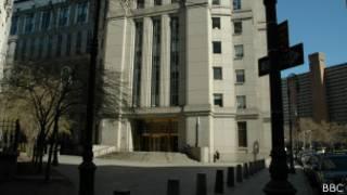 Манхэттенский федеральный суд, в котором начинается процесс Чичакли