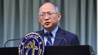 台灣外交部台灣西亞及非洲司司長王建業