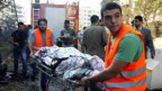Igitero ku biro biserukiye Irani muri Libani