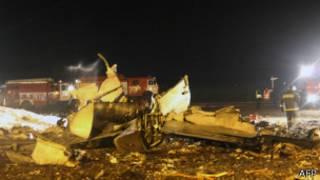 Авіакатастрофа в Казані