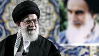Iran's Supreme Leader Ayatollah Khamani