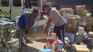 قافلة طبية من بريطانيا إلى سوريا