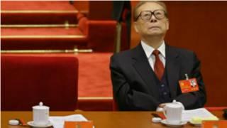 Cựu Chủ tịch TQ Giang Trạch Dân