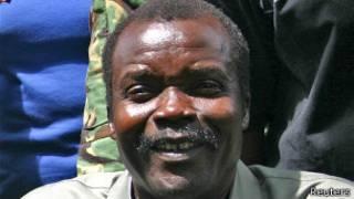 Umukuru wa LRA, Joseph Kony, ashakishwa n'urukiko mpuzamanaga mpanabyaha
