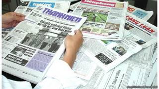 Báo chí ở Việt Nam