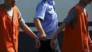Китайские заключенные