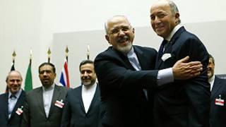 Tattaunawar yarjejeniya kan Iran a Geneva