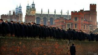 सरकारी बोर्डिंग स्कूल इंग्लैंड
